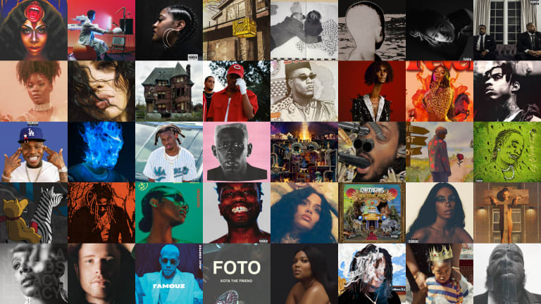 Rap up: My favorite hip hop artwork of 2019
