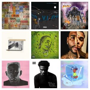 Part 1: Top 10 Hip Hop Albums of 2018