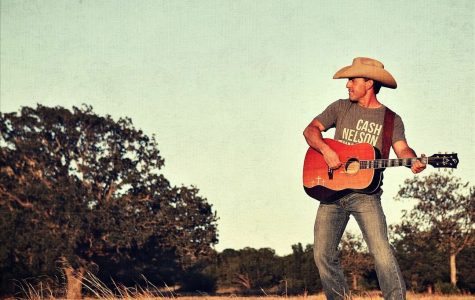 Aaron Watson Takes the Country Dance to The Depot