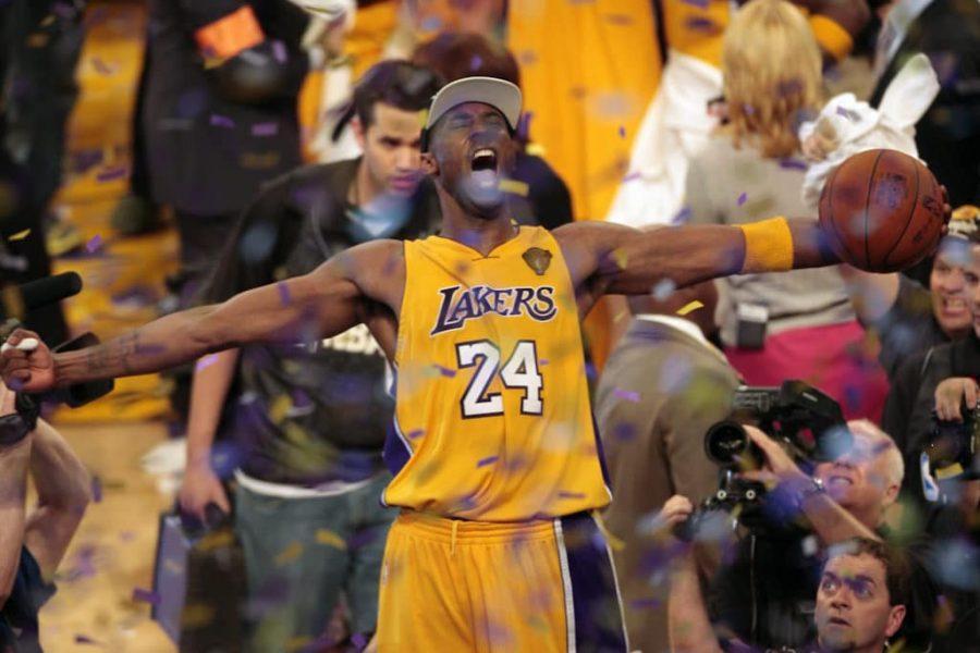 """""""Kobe!"""""""