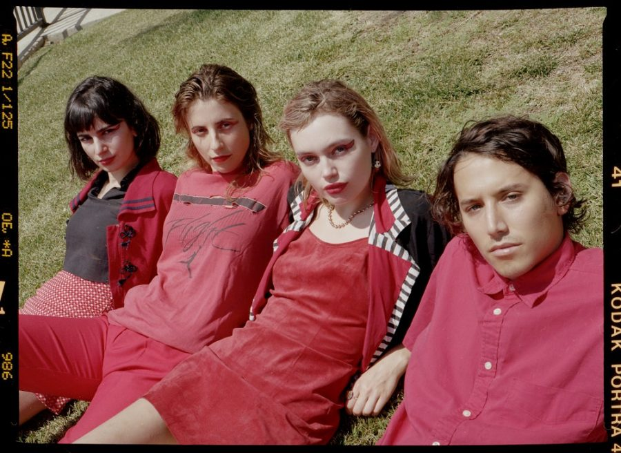 Hayden Limbach Interviews The Paranoyds
