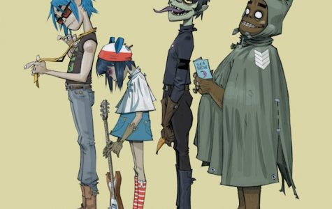 Over 19 years of Gorillaz.